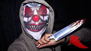Cyanide And Happiness Halloween by Creepy Killer Clown Halloween Scare Prank On My Mum