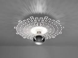 trio led deckenleuchte runde retro designer holz le vintage flache wand beleuchtung dimmbar esszimmer wohnzimmer schlafzimmer kaufen otto