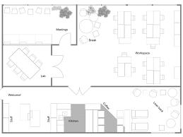 Office Planning Floor Plan