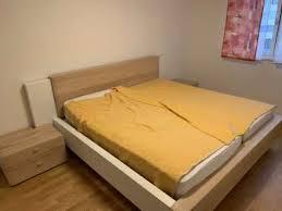 schlafzimmer möbel thielemeyer creo serie massivholz