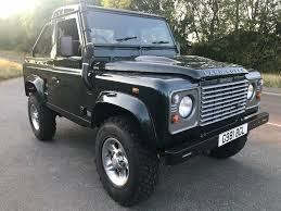100 Land Rover Defender Truck 90 Truck Cab 1990 300tdi In Long Eaton