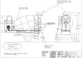 100 Concrete Truck Capacity Mixer Specifications_e993com