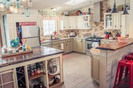 Primitive Decorating Ideas For Kitchen by Manufactured Home Decorating Ideas Chantal U0027s Chic Country Cottage