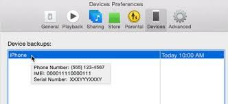 Ways to IMEI and Serial number on Apple Device tricks
