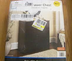 3 Drawer Chest Walmart by Upc 029986540362 Mainstays 3 Drawer Chest Espresso Finish 27 63