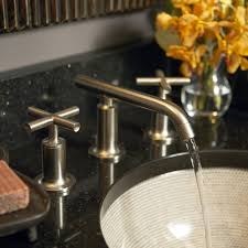 Delta Linden Waterfall Kitchen Faucet by Bathroom Modern Bathroom Sink Faucet Modern Bathroom Faucets