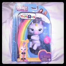 WOWWEE GIGI UNICORN FINGERLING
