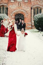 Winter Wedding Theme Ideas 21