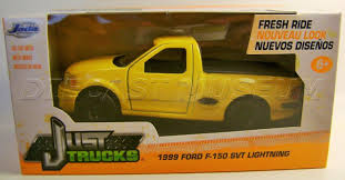 1999 '99 FORD F150 SVT LIGHTNING PICKUP TRUCK JUST TRUCKS DIECAST ...