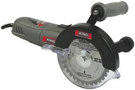 king industrial double cut saw kit canadian woodworking