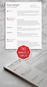 Free Minimalist Resume Template On Behance Cv Template Professional Curriculum Vitae Minimalist Design Ms Word Cover Letter 1 2 And 3 Page Simple Resume Instant Sample Format Awesome Impressive Resume Cv Mplate With Nice Typography Simple Design Vector Free Minimalistic Clean Ps Ai On Behance Alice In Indd Ai 15 Templates Sleek Minimal 4p Ocane Creative