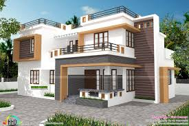 100 Contemporary Home Designs Home Design By First Concept Palakkad Facade