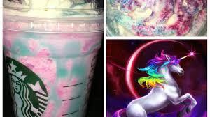 Starbucks Unicorn Frappuccino 2017
