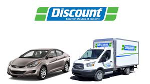 Discount Car And Truck Rentals - Opening Hours - 120-750 Boul Pierre ...