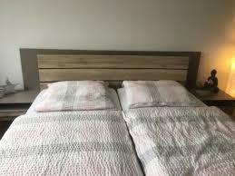 doppelbett mondo 1 80 m nachtkonsolen lattenroste matratzen
