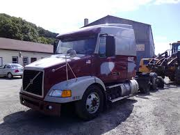 100 Salvage Trucks For Sale 2006 Volvo VNM64T Tandem Axle Sleeper Cab Tractor For Sale By Arthur
