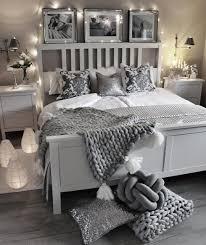 glamorous dreams in diesem traumhaften schlafzimmer in grau