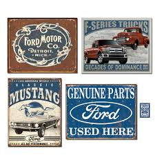 Vintage Ford Tin Sign Bundle - Ford Motor Co. Historic Logo, Classic ... Ford Truck Parts And Service Embossed Metal Sign Cut Out At Retro Planet Lmc Grilles 197379 Youtube 481952 F1 Pickup Parts Parting Out A Whole Truck The Sold V8 Light Tray Auctions Lot 7 Shannons Amazoncom Set Of Two Midwest Early Catalogs Flashback F10039s New Arrivals Whole Trucksparts Trucks Or Antique 1930 Model A Classic Cars For Sale Car Montana Tasure Island Can Hagerty Build Working 1946 Pickup From Hershey Hyperconectado Page 14 New Heavyduty 1961 Click Americana 1975 Ford F150 Pickup Parts Gndale Auto