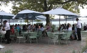 The Top Five Outdoor Restaurants In NYC For Summer