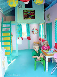 Photo Of Big Playhouse For Ideas by Best 25 Outdoor Playhouses Ideas On Childrens