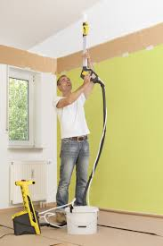 Using A Paint Sprayer For Ceilings by Wagner Universal Sprayer W 950 Hvlp Paint Sprayer