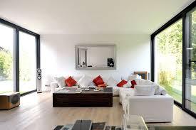 bauhausvilla in pankow wohnzimmer büro13 architekten