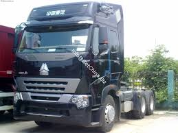 HOWO A7 6*4-375HP-2 BEDS-Tractor Truck-Semi-trailer Towing Truck