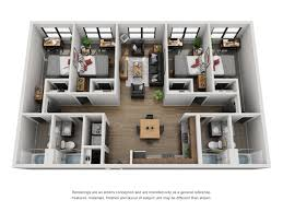 13th Floor Studios San Antonio Texas by Floor Plans Tobin Lofts In San Antonio Texas