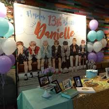 Image Result For Diy Bts Party Ideas Sweet 16 Ideas Bts