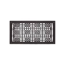 Decorative Return Air Grille 20 X 20 by Cast Iron Wall Air Return Grille Hardware