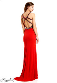 long gowns temptation dress