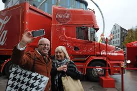 The Coca-Cola Truck Comes To Cardiff - Wales Online Coca Cola Truck At Asda Intu Meocentre Kieron Mathews Flickr To Visit Southampton Later This Month On The Scene Galway November 27 African Family Pose With Cacola Christmas Santa Monica By Antjtw On Deviantart Ceo Says Tariffs Are Impacting Its Business Fortune Coca Cola Delivery Selolinkco Drivers Standing Next Their Trucks 1921 Massive Cporations From Chiquita Used Personal Armies Truck Editorial Otography Image Of Cityscape 393742 Holidays Are Coming As The Hits Road Cocacola In Blackpool Editorial Photo Claus Why Beverage Industrys Soda Tax Discrimination Claims Shaky