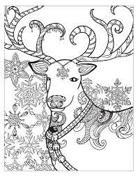 Zendoodle Coloring Winter Wonderland Book