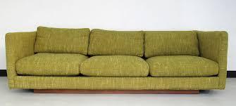 Thayer Coggin Sofa Sectional by Milo Baughman Sofa