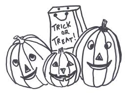 Scary Halloween Pumpkin Coloring Pages by Halloween Coloring Pages Printables Ngbasic Com