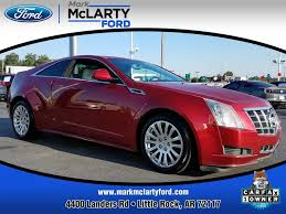 Pre Owned 2014 CADILLAC CTS 2DR CPE RWD 2 Door Coupe in North