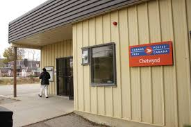 27 mail boxes broken into at Chetwynd post office