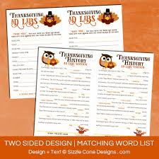 Halloween Mad Libs Free by Charlie Brown Christmas Inspired Madlibs Party Game Printable