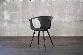 kawola stuhl esszimmerstuhl kunststoff schwarz