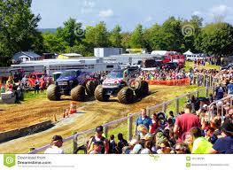 Monster Trucks Show Editorial Image. Image Of Connecticut - 101109295