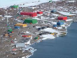100 Antartica Houses Living At Mawson Australian Antarctic Division