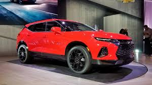 100 Blazer Truck New 2019 Chevy 10 Details About The Sporty SUV Roadshow