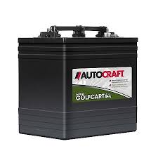 autocraft golf cart 6 volt cycle service battery gc2 advance