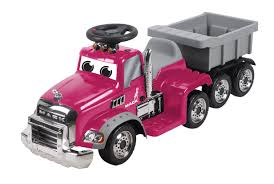 6V Ride On Mack Truck With Trailer In Pink, Battery Powered ... Cheap Dhl Toy Truck Find Deals On Line At Alibacom Dump Pink Bjigs Toys Ford Amazoncom Traxxas 580341pink 110scale 2wd Short Course Racing Smith Miller Kaiser Sand Gravel Concrete Mack Wooden Ice Cream Kids Gifts Bliss Co Hal Gummy Jelly Candy Car Buy Handmade Play Pal Monster Pickup Sweet Heart Paris Tl018 Little Design Ride On Shopkins Ice Cream Truck Teddy N Me Ana White Diy Projects