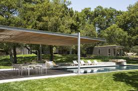 100 Turnbull Architects Floating Shading Device Sonoma Residence Griffin