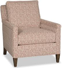 Gorgeous Drawn In Red Accent Chair