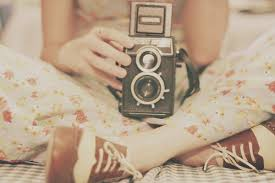Antique Beautiful Camera Cute Girl Old Photography Pretty Shoes Vintage