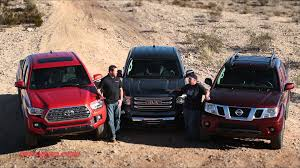 2016 Mid Size Truck Shootout - Tacoma Vs. Canyon Vs. Frontier - YouTube Chevrolet Duramax Diesel Lifts 2016 Chevy Colorado Pickup To First Drive Review Car And Driver 25 Future Trucks And Suvs Worth Waiting For Cant Afford Fullsize Edmunds Compares 5 Midsize Pickup Trucks 2017 Midsize Fullsize Truck Driving Ranges News Carscom Best Buying Guide Consumer Reports Nissan Frontier Runner Usa Mercedes X Class Details Confirmed 2018 Benz Toprated For Gmc Canyon Gm Pushes Into Midsize Market Down The Video Spotted At Work Show