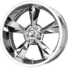 2) 17x8 0 5x120 Mb Old School Chrome Wheels/rims 17