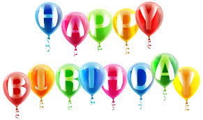 Birthday Balloons PNG Clipart Image is available for free View full size